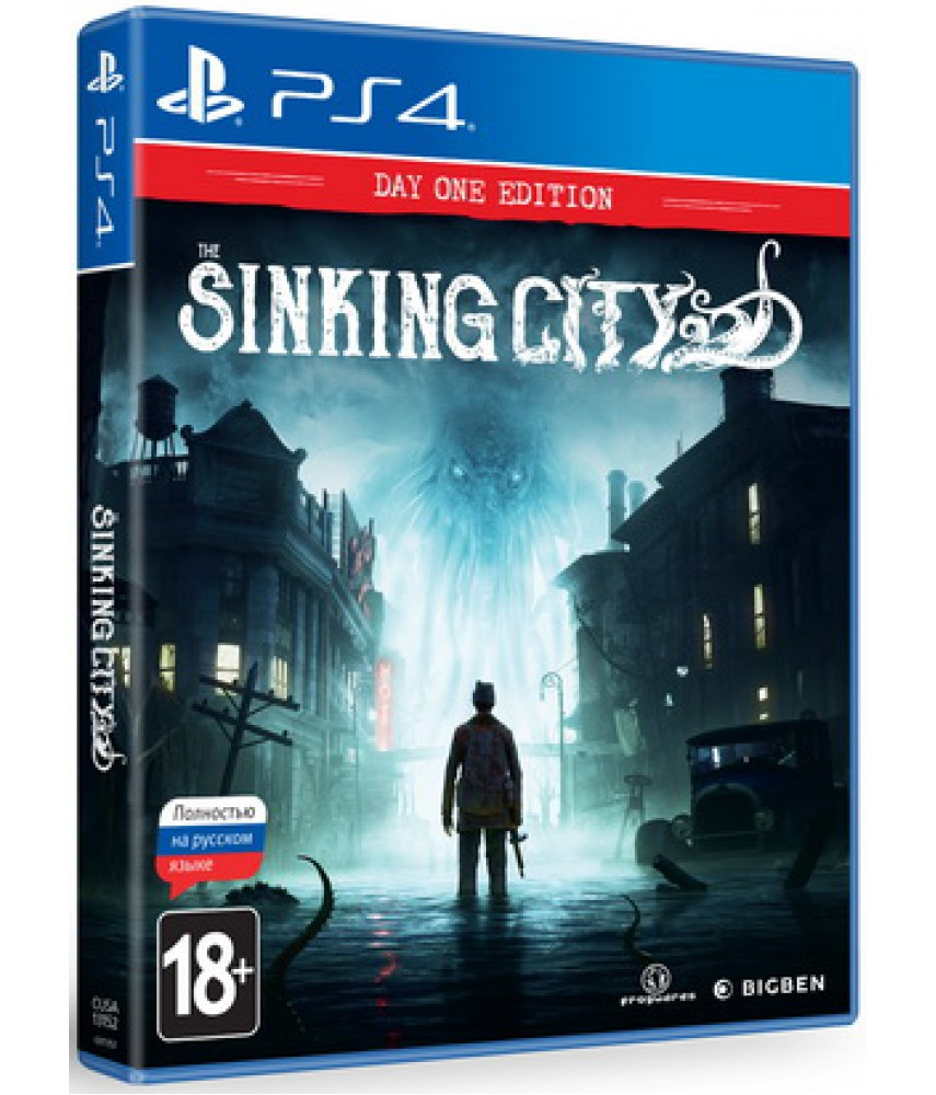 Sinking City Day One Edition (Русская версия) [PS4]