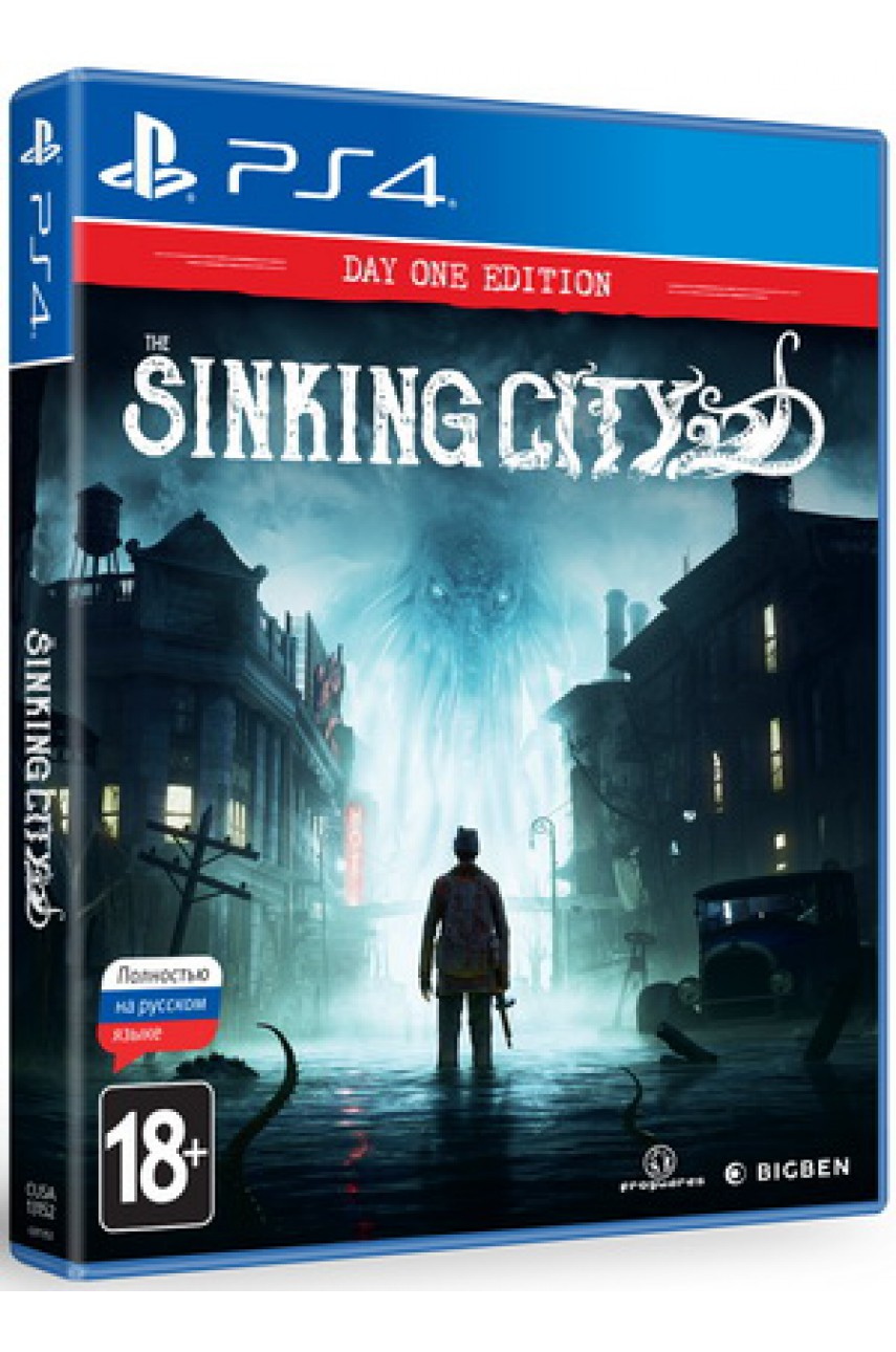 Sinking City Day One Edition (Русская версия) [PS4]