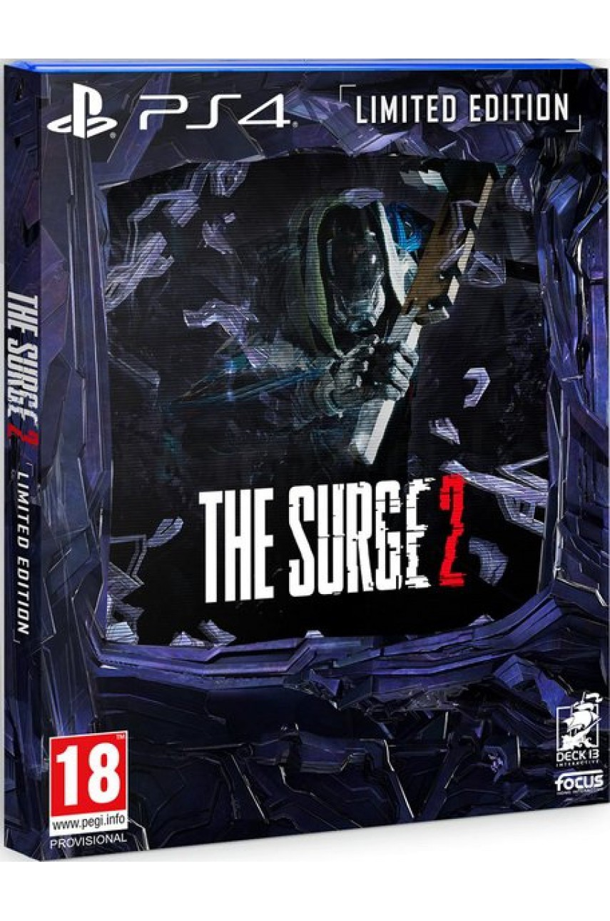 The Surge 2 Limited Edition (Русские субтитры) [PS4]