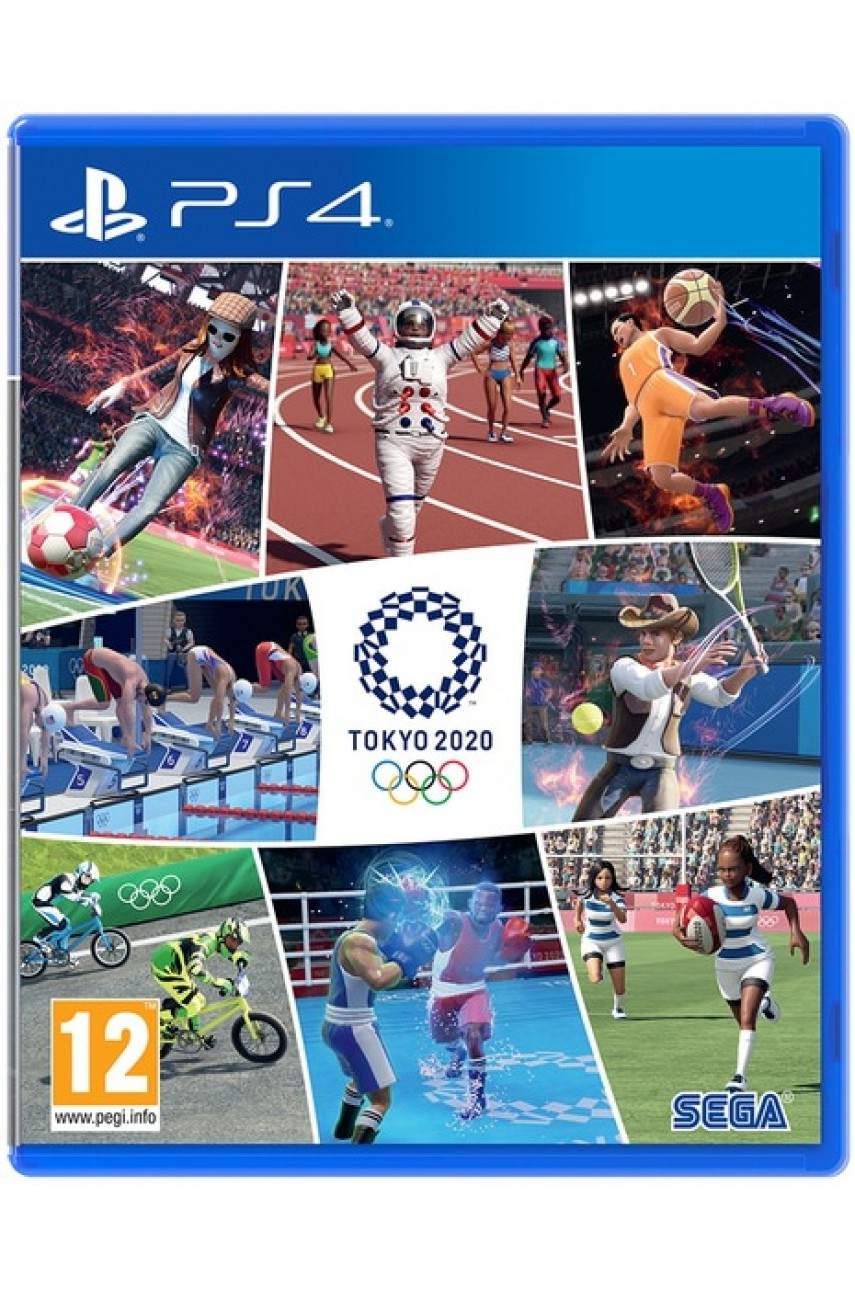 Tokyo 2020 Olympic Games Official Videogame (Русские субтитры) [PS4]