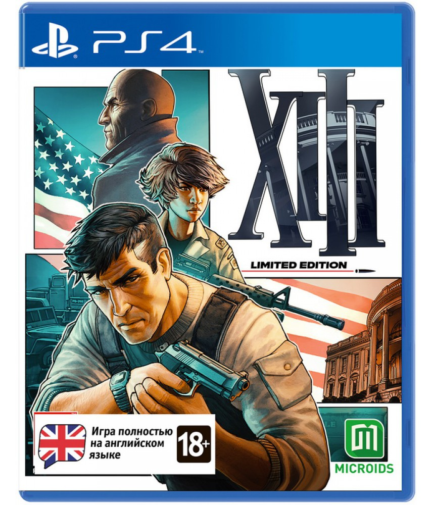 XIII Limited Edition [PS4|PS5]