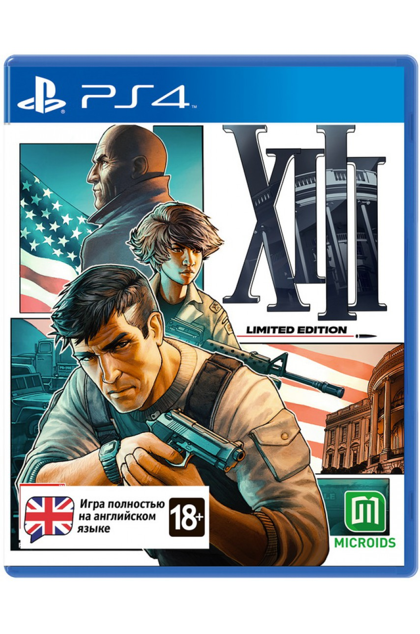 XIII Limited Edition [PS4/PS5]
