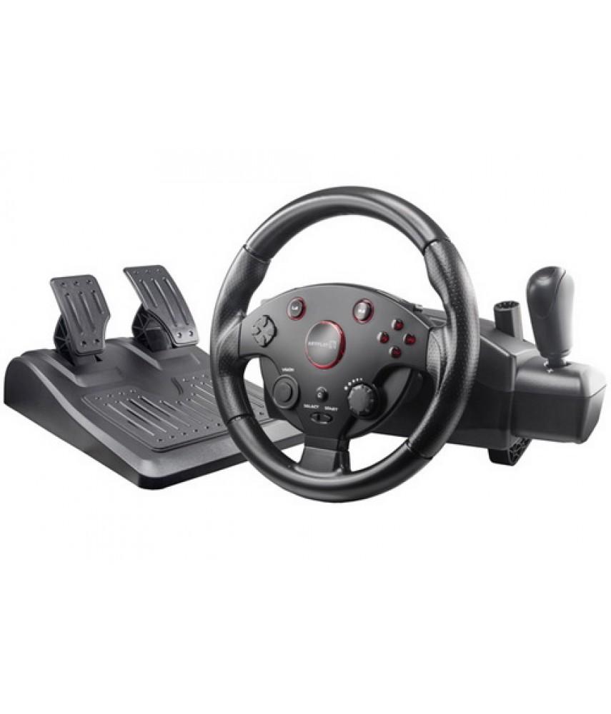 Руль ARTPLAYS Street Racing Wheel Turbo C900 PS3/PS4/Xbox360/XboxOne/PC
