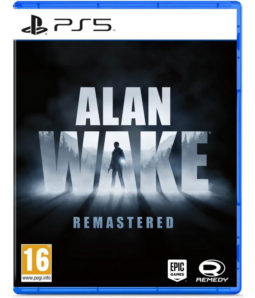 Alan Wake Remastered (Русская версия) [PS5]