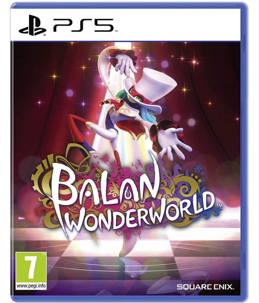 Balan Wonderworld (Русские субтитры) [PS5]