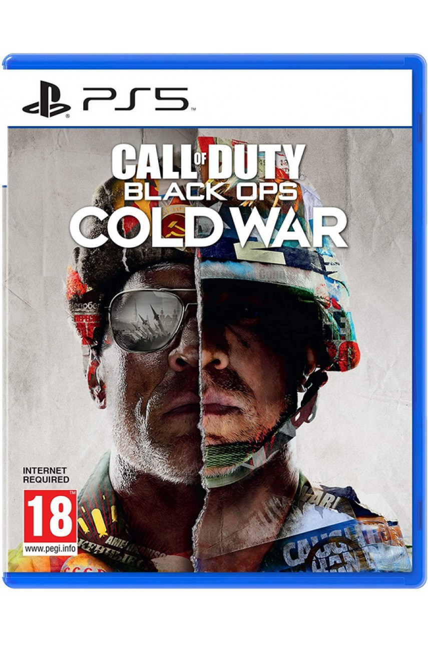 Call of Duty: Black Ops Cold War (Русская версия) [PS5]
