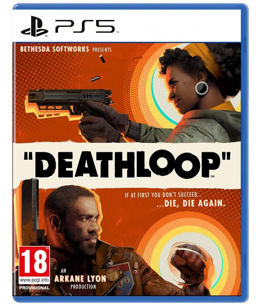 Deathloop (Русская версия) [PS5]
