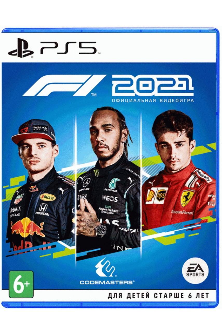 F1 2021 (Русские субтитры) [PS5]