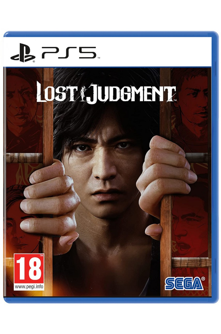 Lost Judgment [PS5]