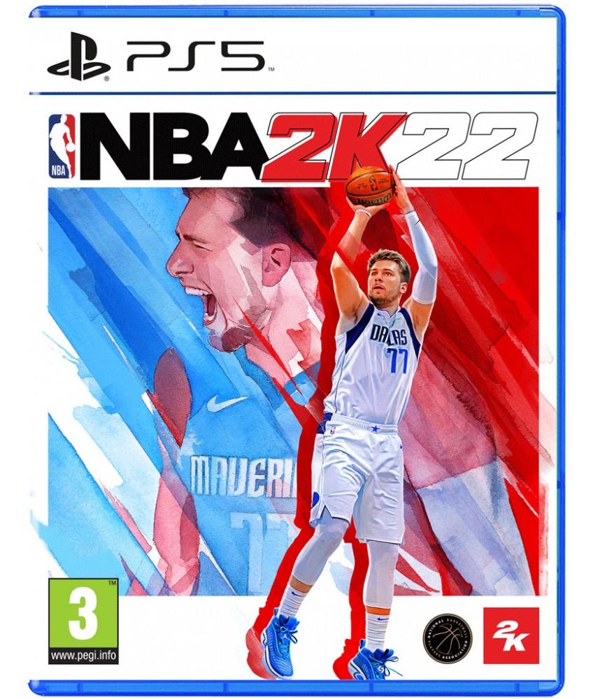 PS5 игра NBA 2k22