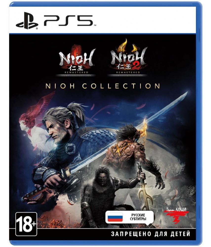Nioh Collection (Русские субтитры) [PS5]