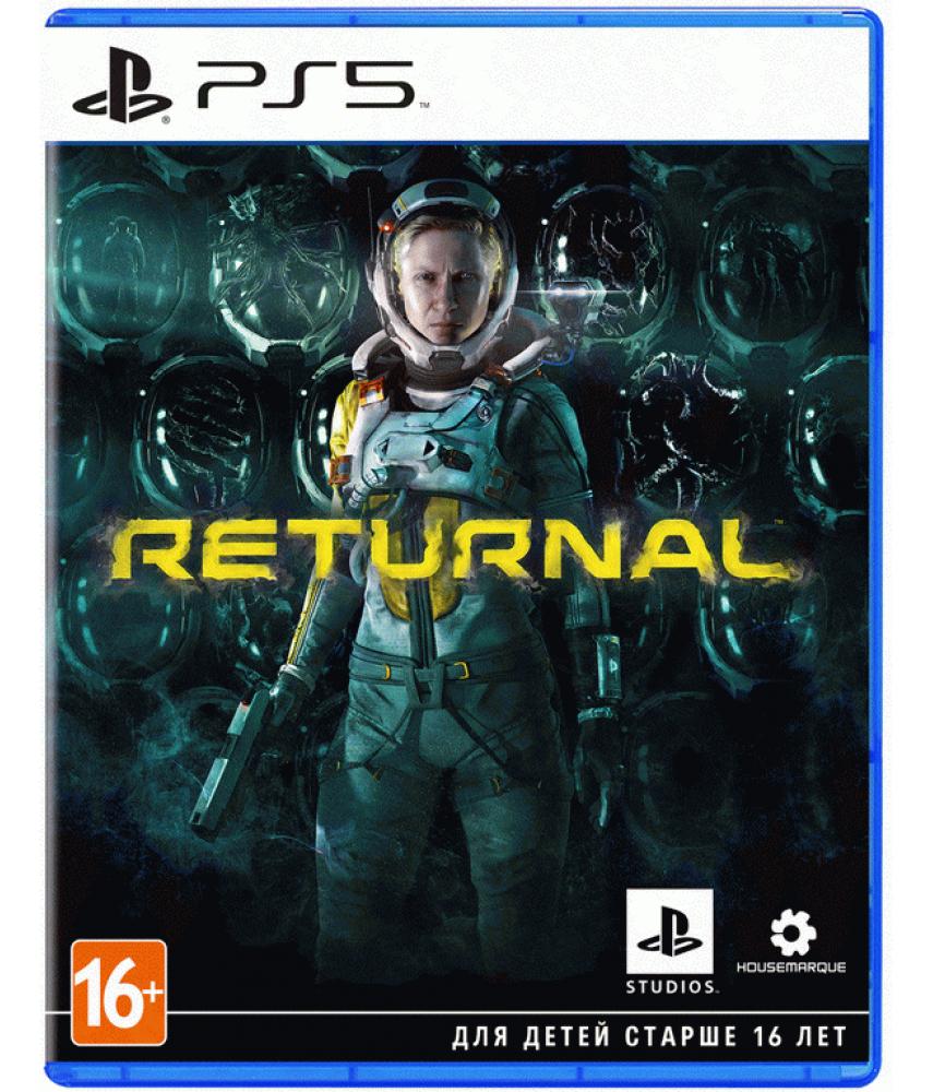 Returnal (Русская версия) [PS5]