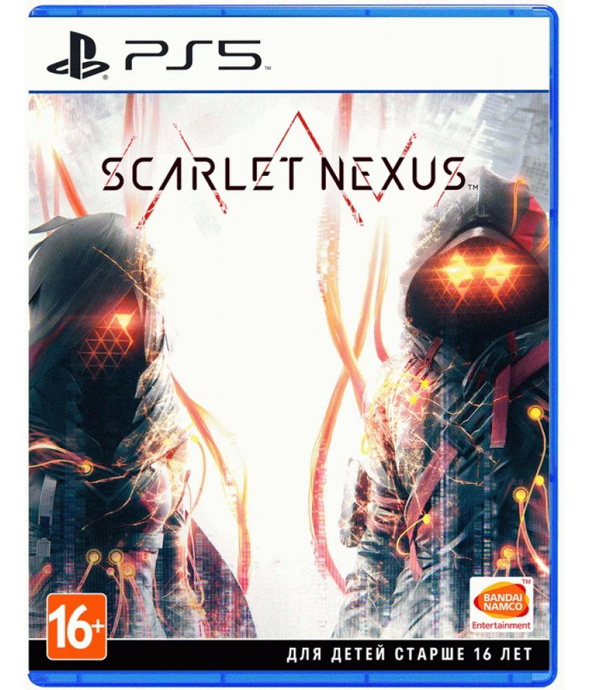 Scarlet Nexus (Русские субтитры) [PS5]