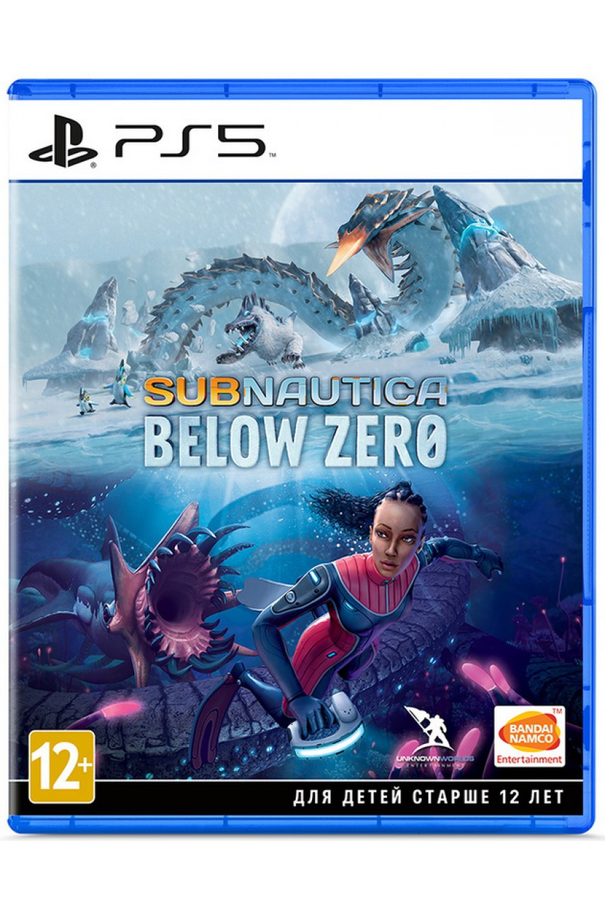 Subnautica: Below Zero (Русские субтитры) [PS5]