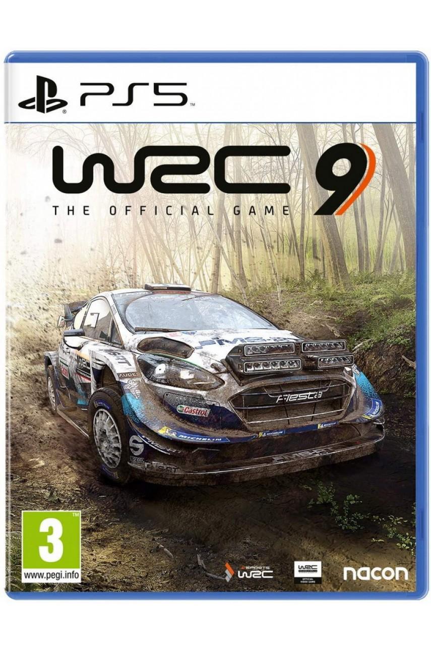 WRC 9 (Русская версия) [PS5]