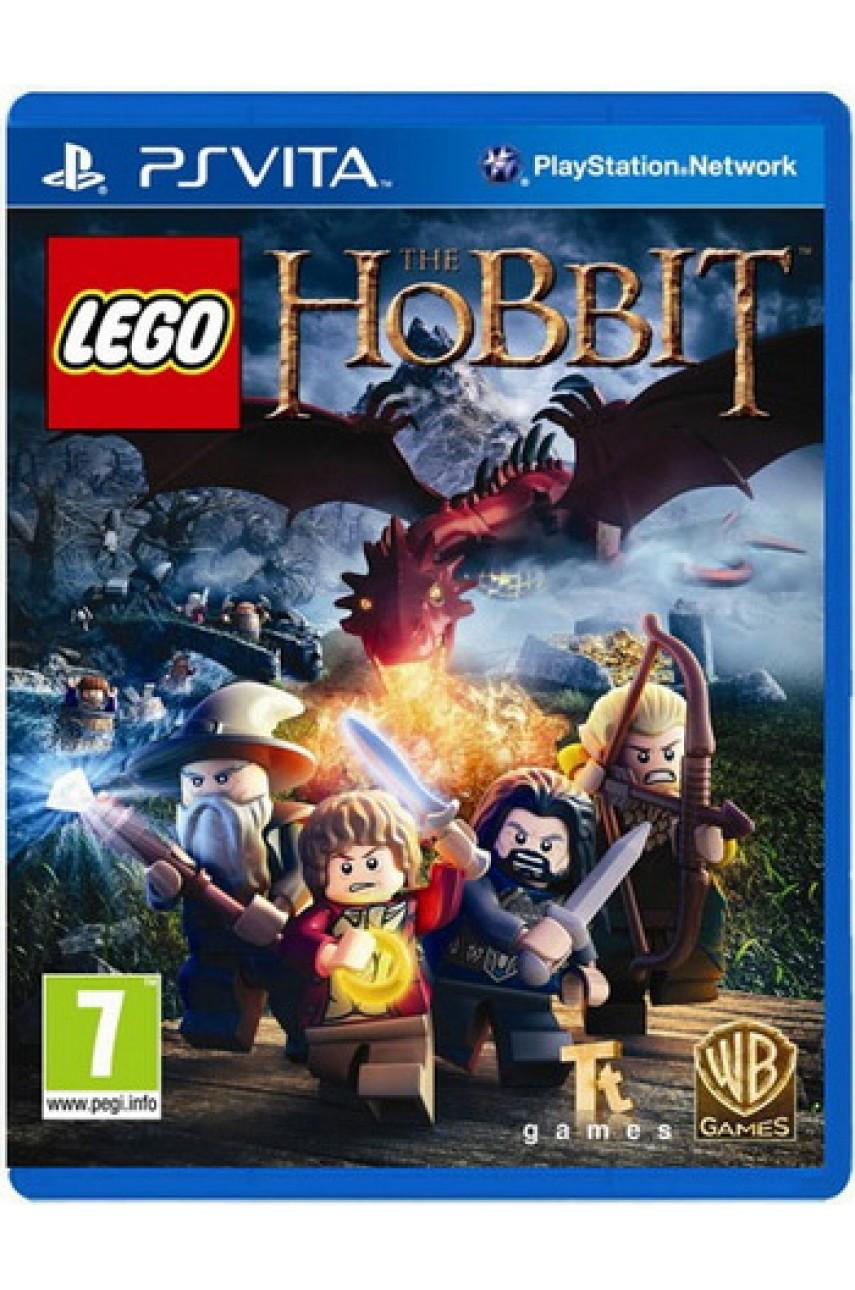 LEGO Хоббит (Русские субтитры) [PS Vita]