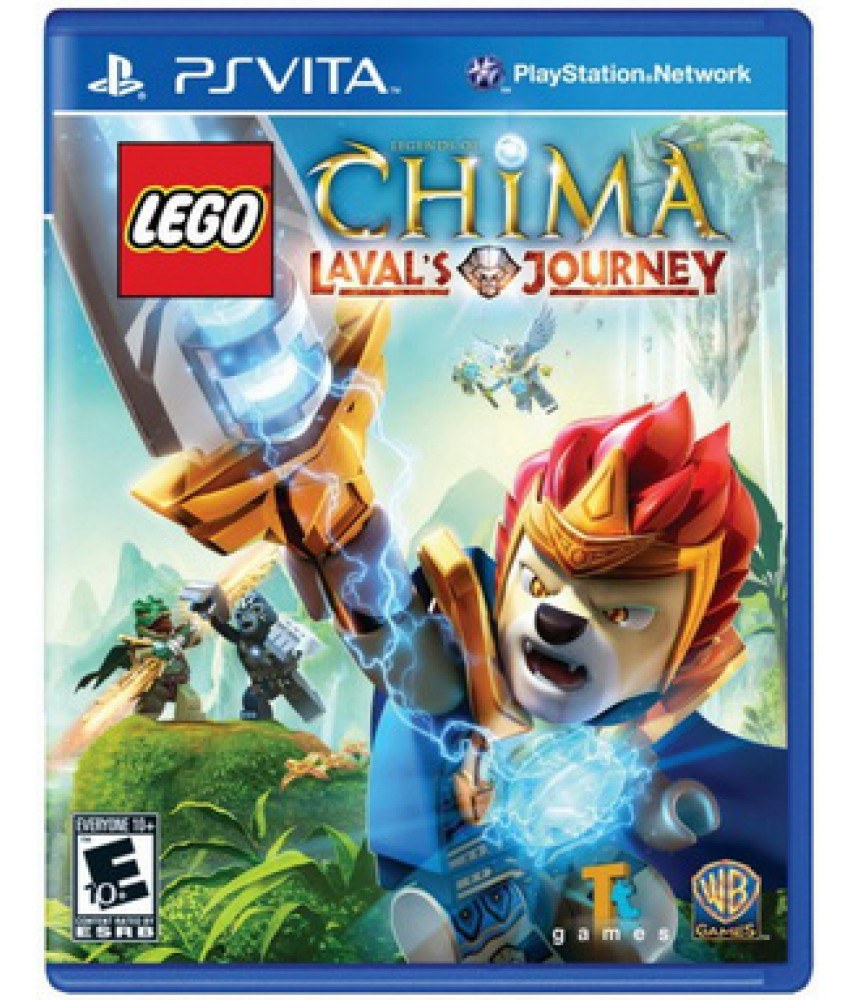 LEGO Legends of Chima Laval's: Laval's Journey [PS Vita]