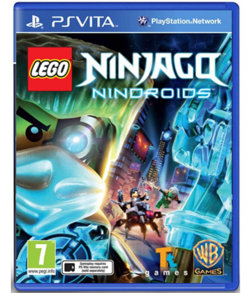 LEGO Ninjago: Nindroids (Русские субтитры) [PS Vita]