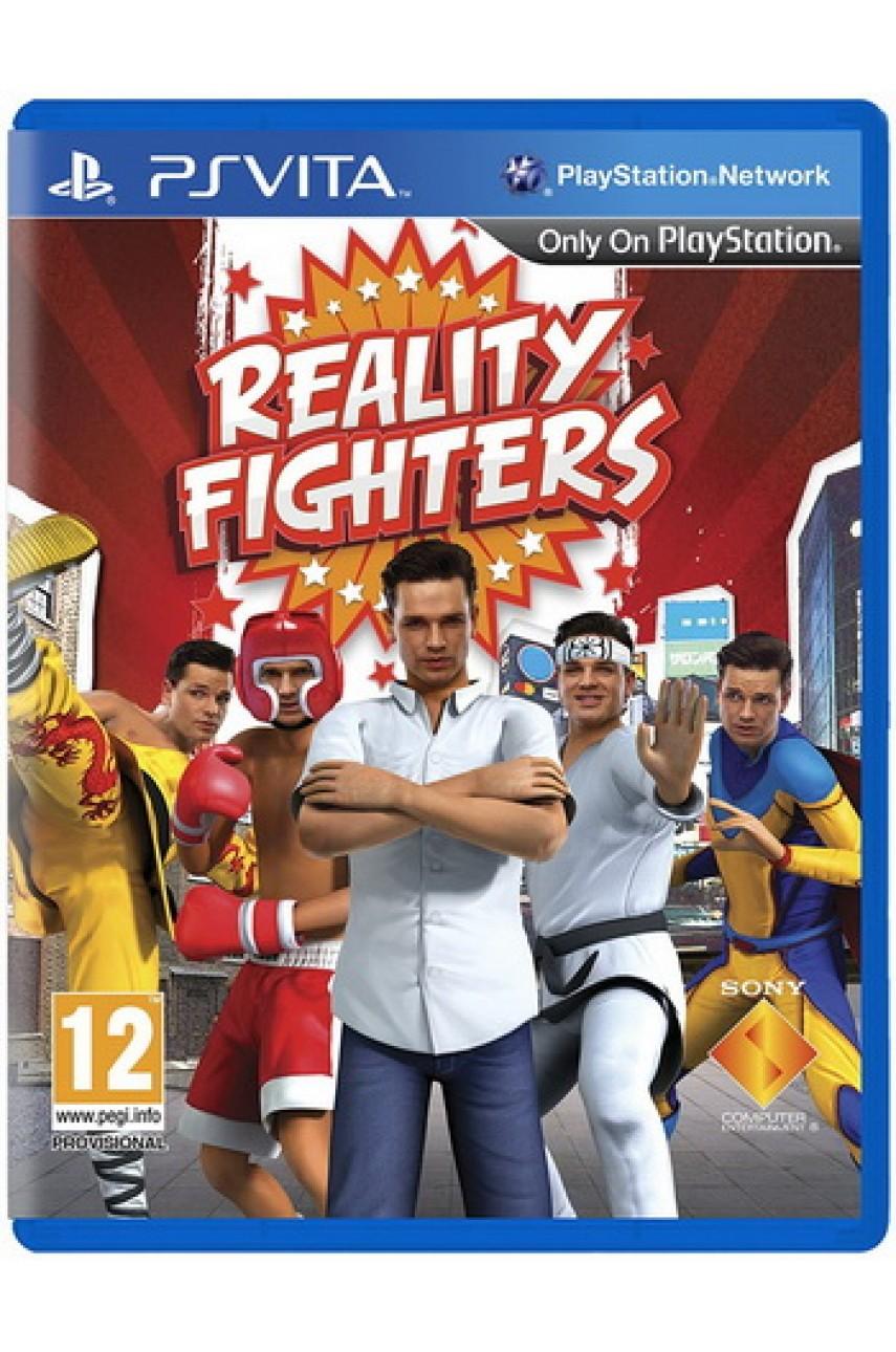 Reality Fighters (Русская версия) [PS Vita]