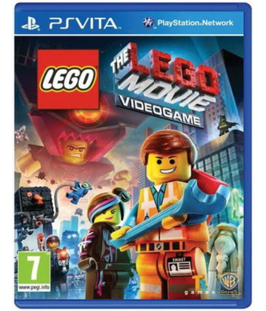 LEGO Movie Videogame (Русские субтитры) [PS Vita]