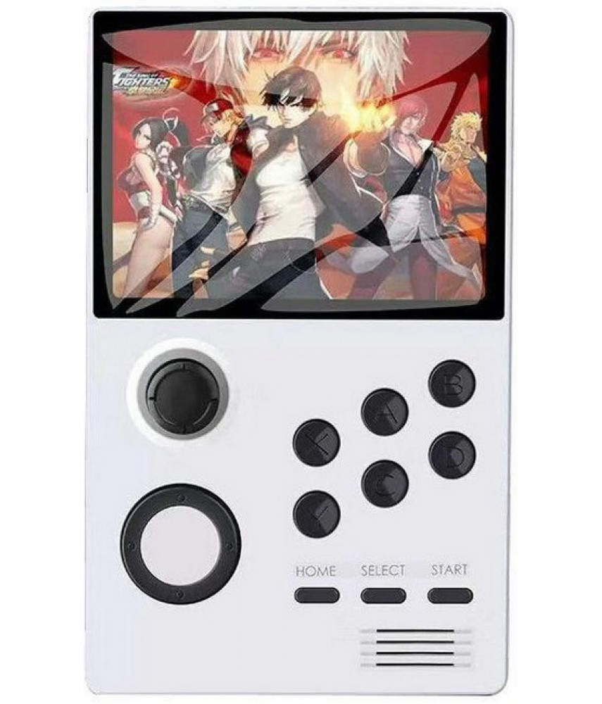 Портативная игровая приставка Retro Super Game HQ-M2 (Белая)