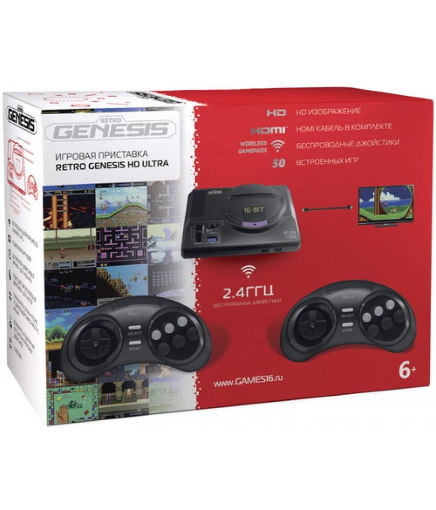 Sega Retro Genesis HD Ultra (50 игр)