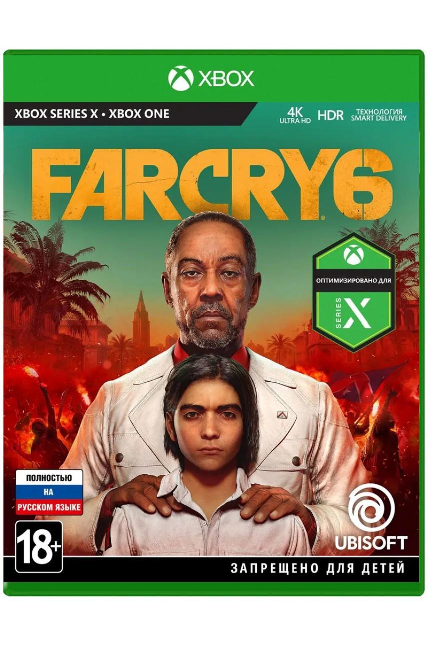 Far Cry 6 (Русская версия) [Xbox One | Series X] Предзаказ!