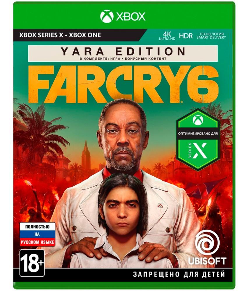 Far Cry 6 Yara Edition (Русская версия) [Xbox One   Series X] Предзаказ!
