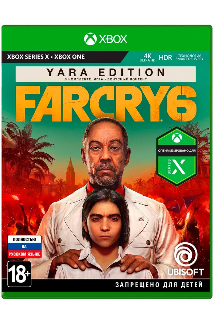 Far Cry 6 Yara Edition (Русская версия) [Xbox One | Series X] Предзаказ!