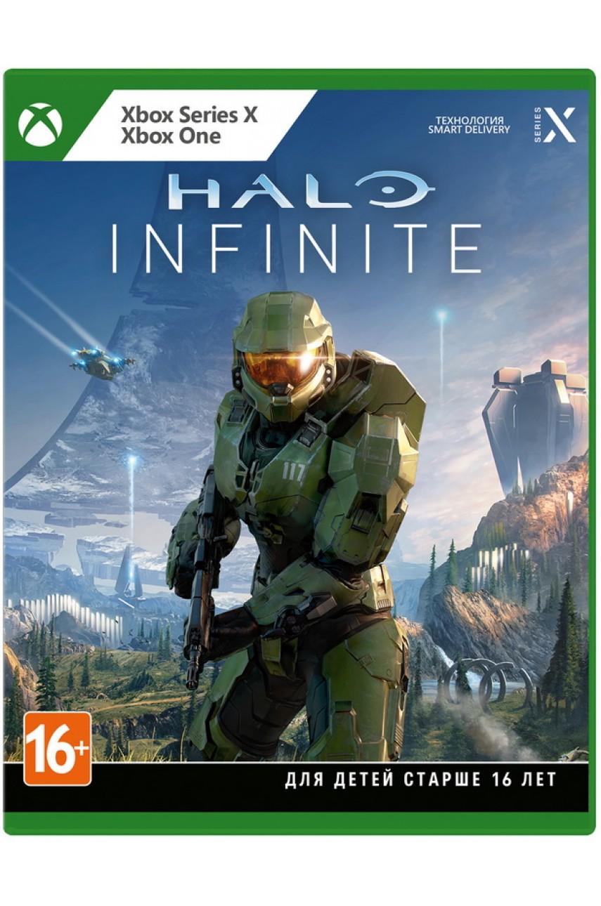 Halo Infinite (Русские субтитры) [Xbox One | Series X]