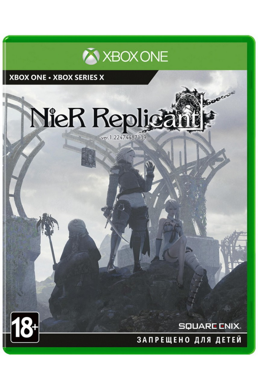 PS4 игра NieR Replicant ver.1.22474487139...