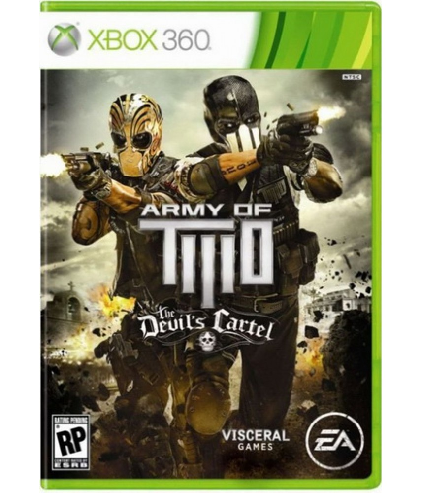 Army of Two: The Devil's Cartel [Xbox 360]