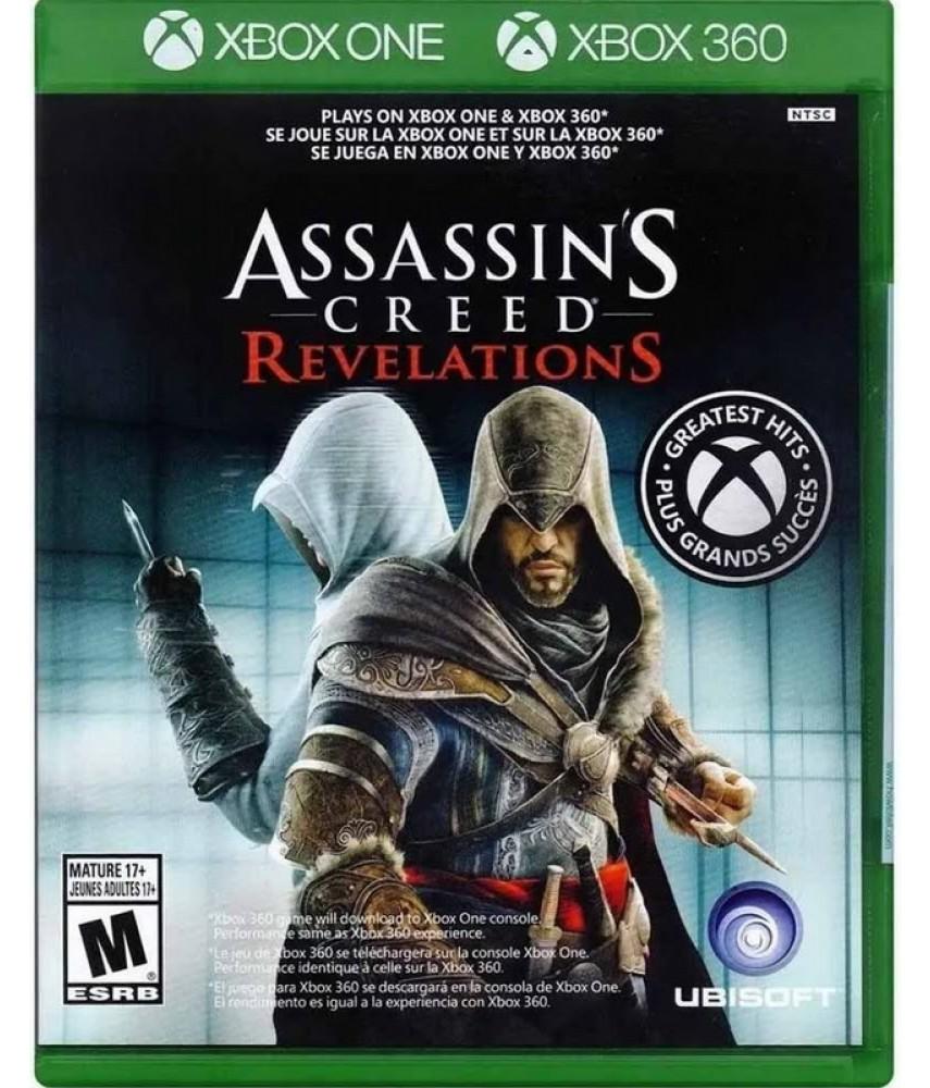 Assassin's Creed: Откровения [Revelations] [Xbox 360] (совместимость с Xbox One) (US ver.)