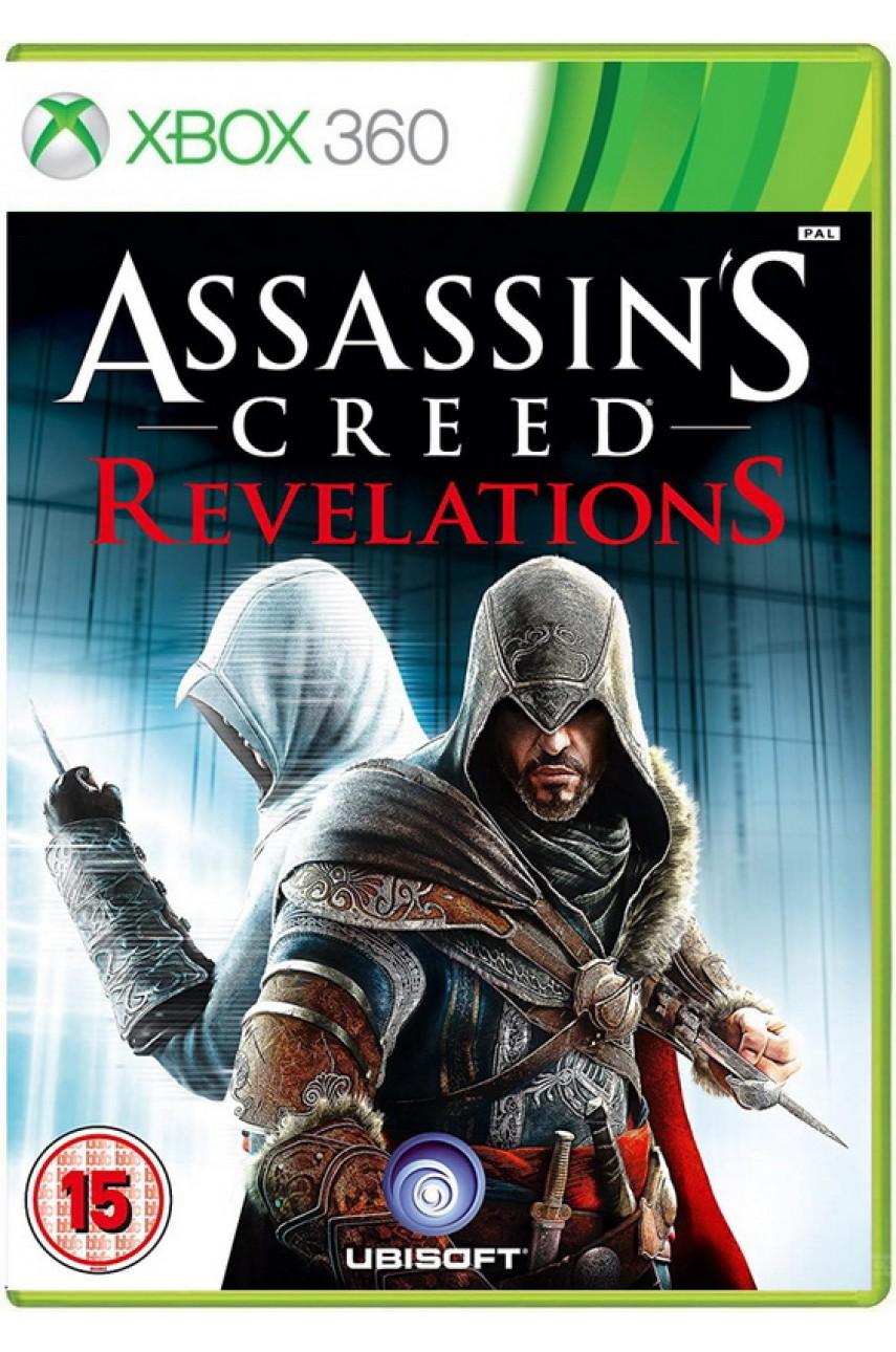 Assassin's Creed: Revelations (Русская версия) [Xbox 360]