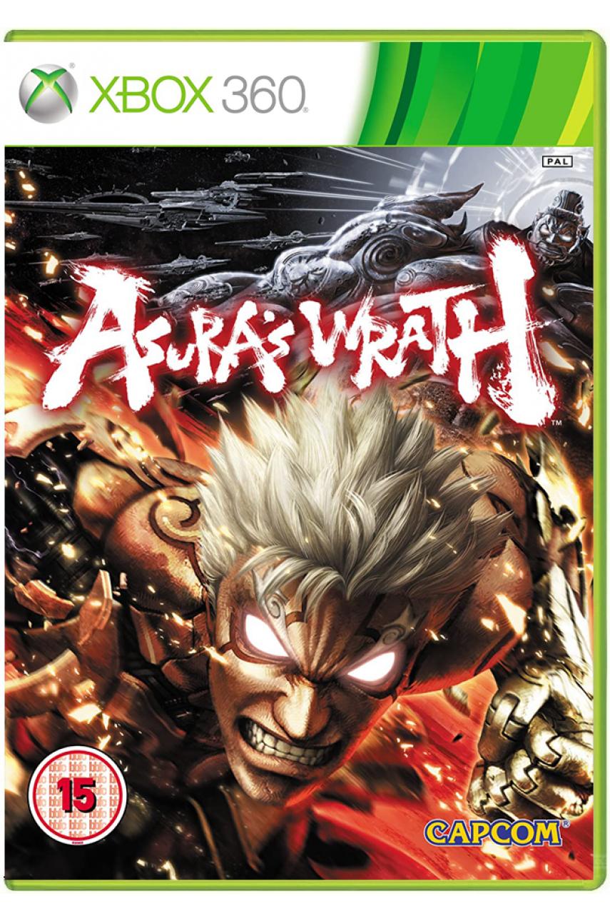 Asura Wrath [Xbox 360]
