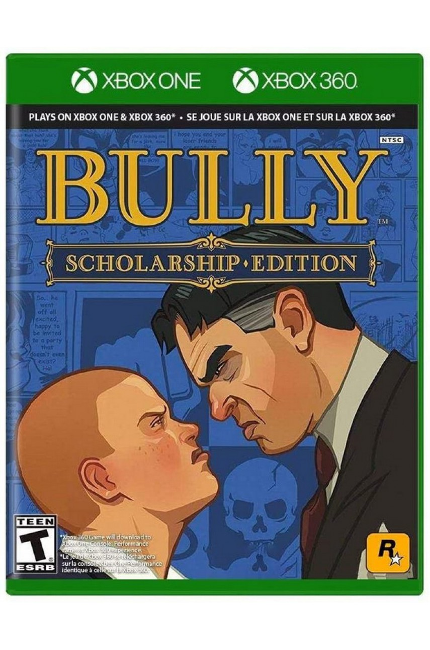 Bully Scholarship Edition [Xbox 360, Xbox One]