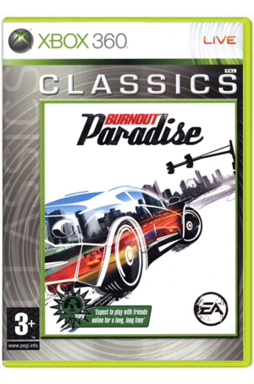 Burnout Paradise [Xbox 360]