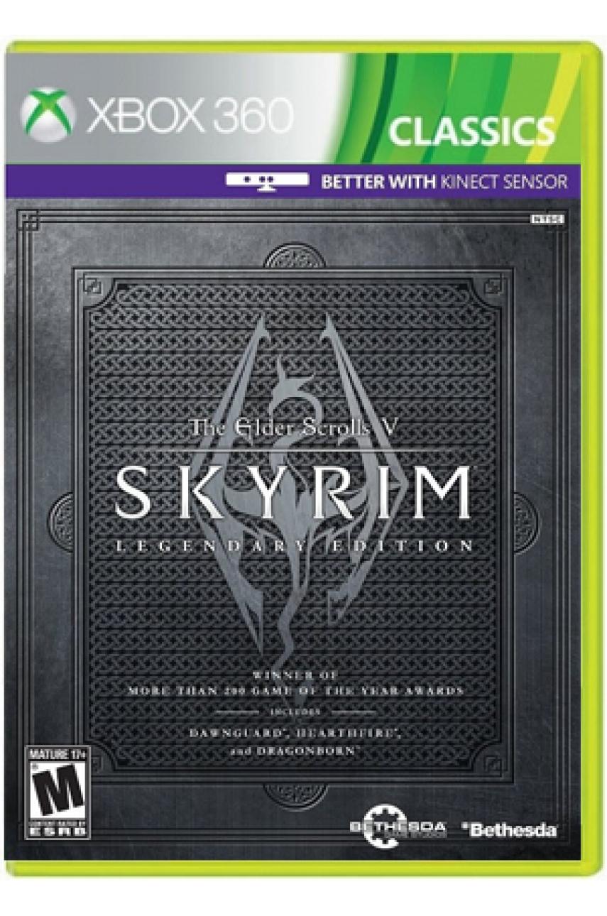 Elder Scrolls V: Skyrim - Legendary Edition [Xbox 360]