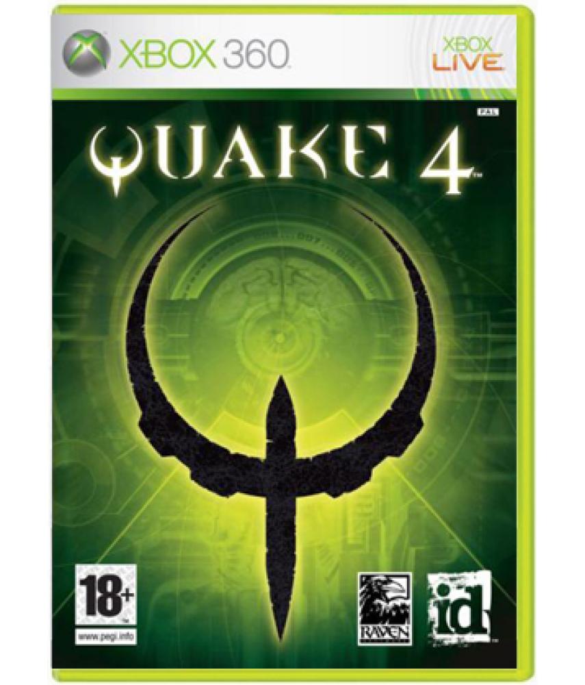 Quake 4 [Xbox 360]