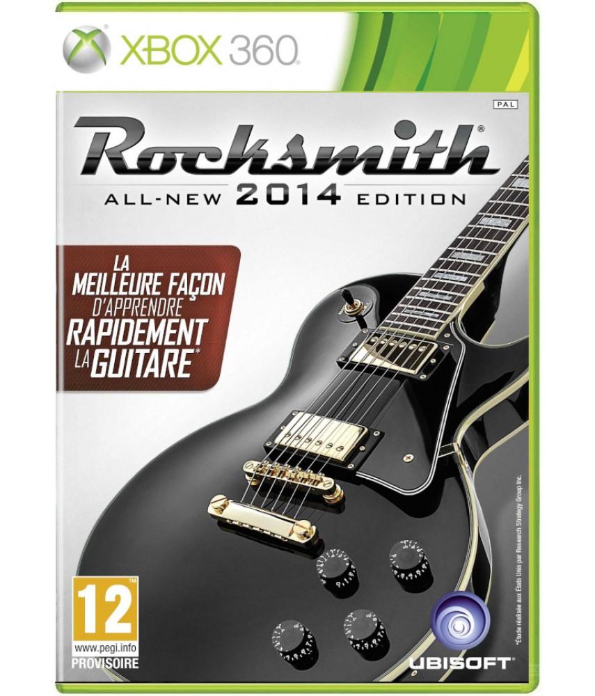 Rocksmith All-New 2014 Edition [Xbox 360]