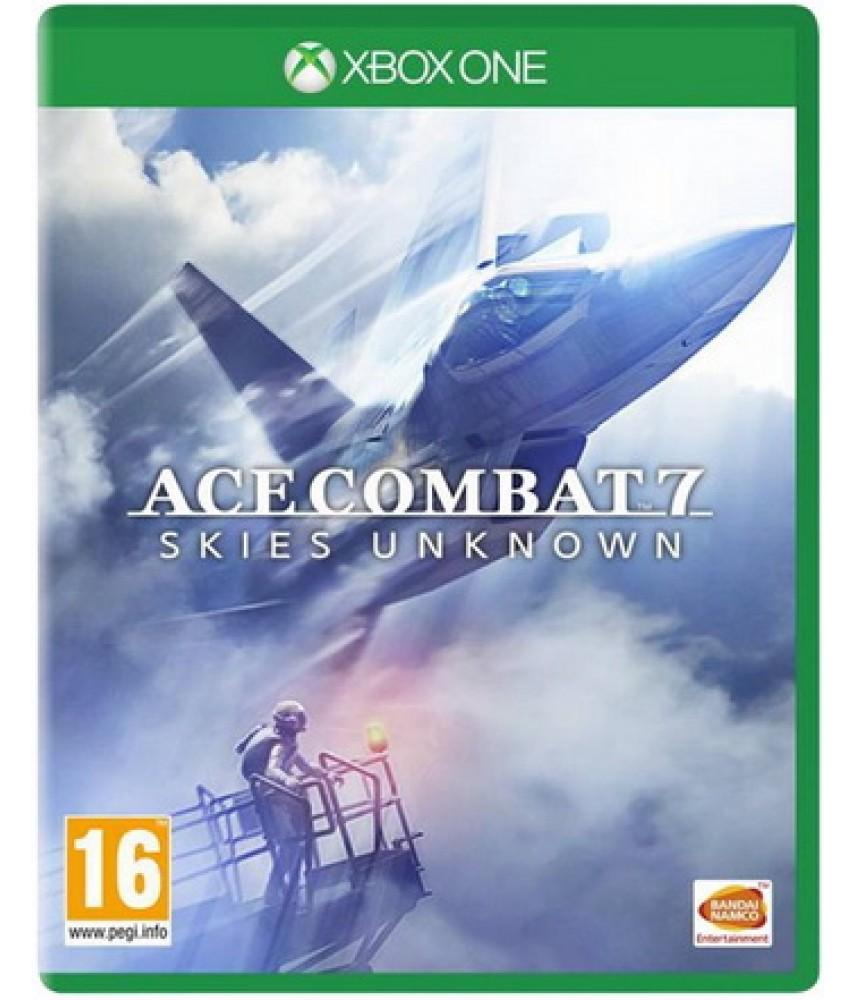 Ace Combat 7: Skies Unknown (Русские субтитры) [Xbox One]