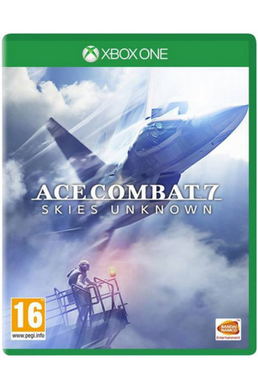 Ace Combat 7: Skies Unknown (Русские субтитры) [Xbox One]