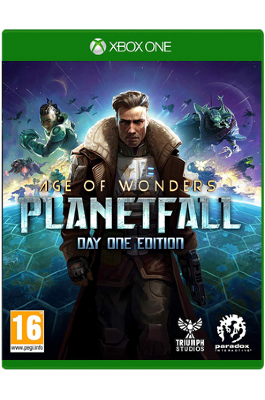Age of Wonders Planetfall (Русские субтитры) [Xbox One]