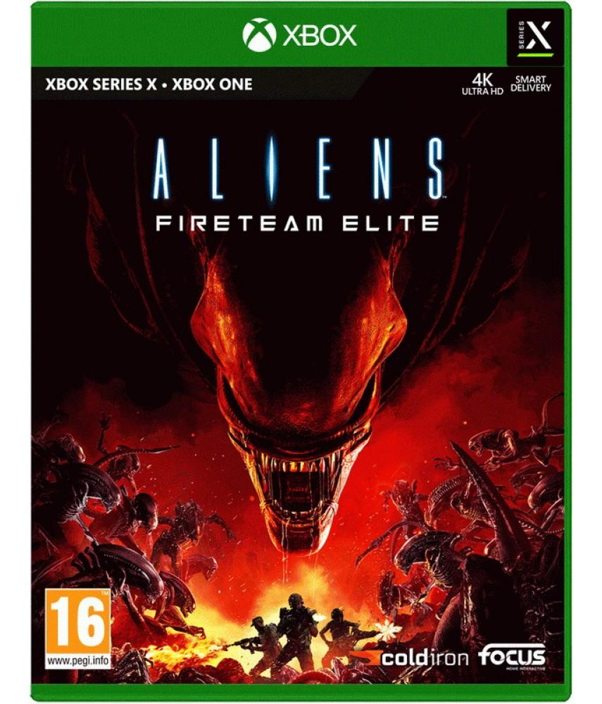 Aliens: Fireteam Elite (Русские субтитры) [Xbox One | Series X]