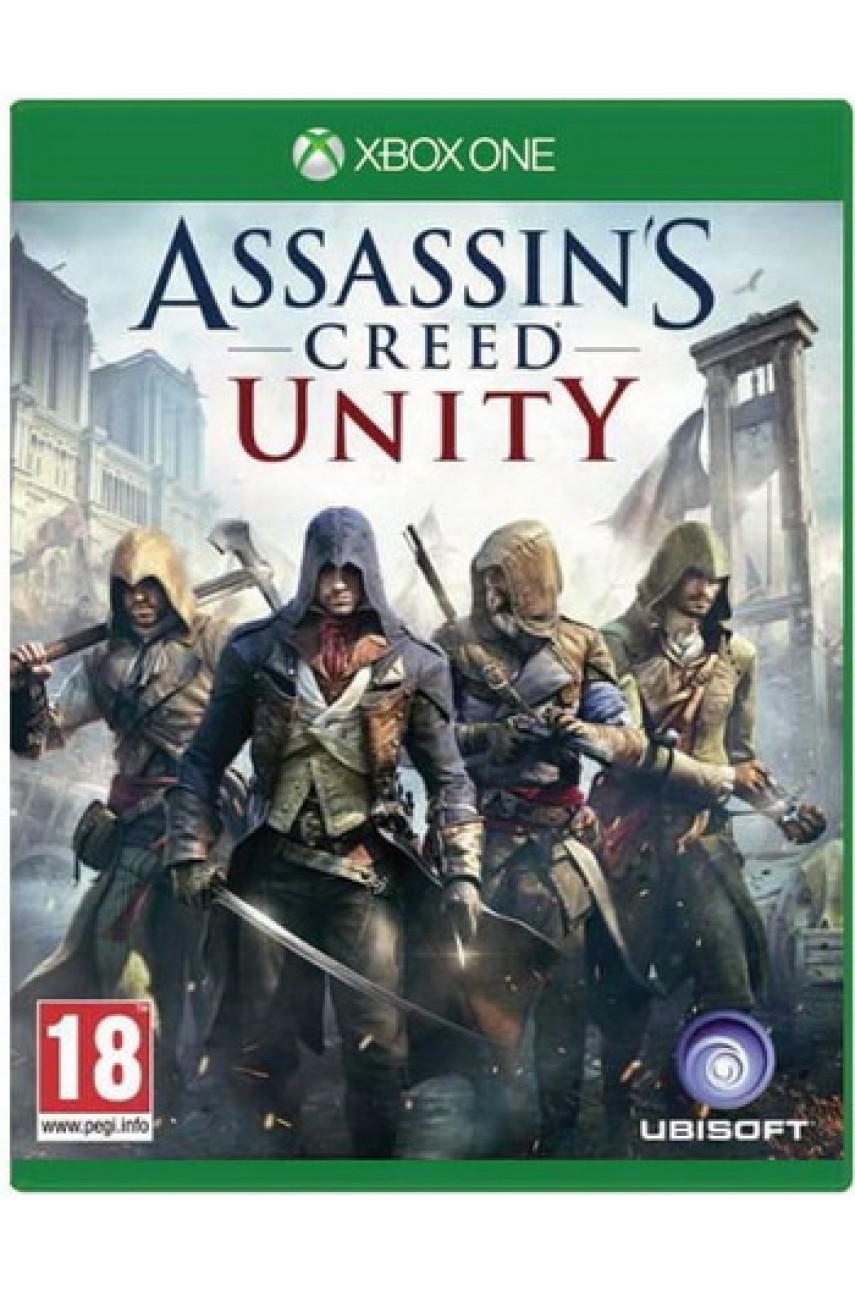 Assassin Creed: Единство [Xbox One] - Б/У