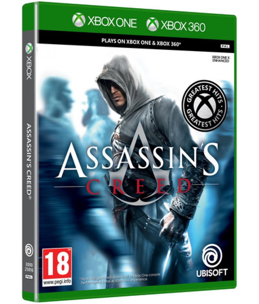 Assassin's Creed [Xbox 360] (совместимость с Xbox One)