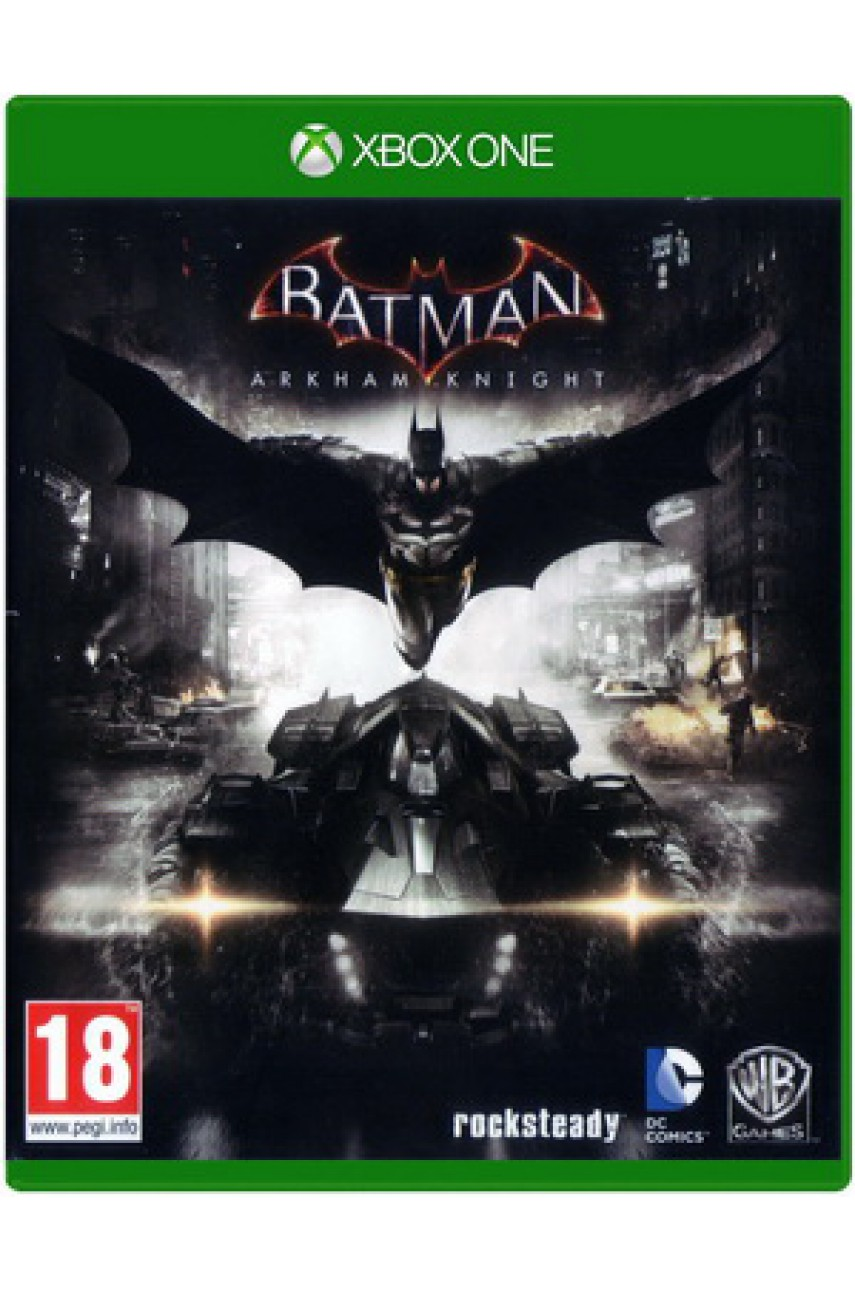Batman: Рыцарь Аркхема [Arkham Knight] (Русские субтитры) [Xbox One]