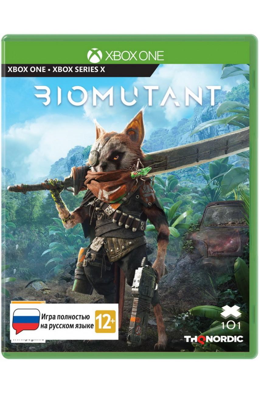 Biomutant (Русская версия) [Xbox One   Series X]