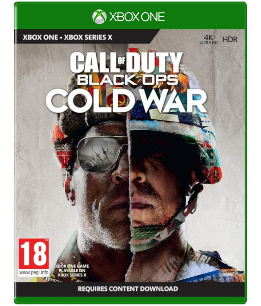 Call of Duty: Black Ops Cold War (Русская версия) [Xbox One, Series X]