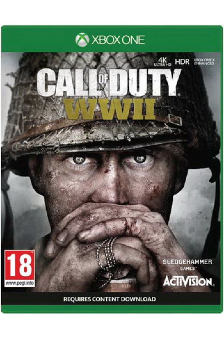 Call of Duty: WWII [Xbox One] - Б/У